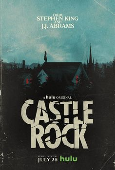 You are watching the movie Castle Rock on Putlocker HD. A psychological-horror series set in the Stephen King multiverse, Castle Rock is an original story that combines the mythological scale and intimate character Stephen King It, Castle Rock Stephen King, Steven King, Stephen King Movies, Tv Castle, Watch Castle, Bill Skarsgard, Series Poster, Tv Series