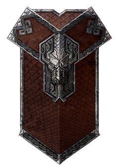 Erebor Elite Guard Shield