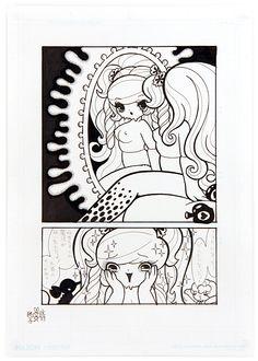 Cinderalla Page 067, Junko Mizuno