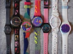 Swatch Watches but had to have a swatch guard