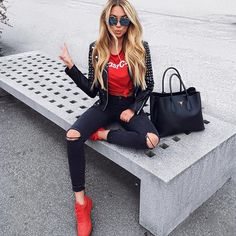Pin by Tatiana on Moda in 2019 Look Fashion, Autumn Fashion, Fashion Outfits, Womens Fashion, Fashion Heels, Fashion Clothes, Fall Winter Outfits, Spring Outfits, Look Blazer