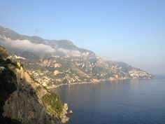 Positano & the Amalfi coast