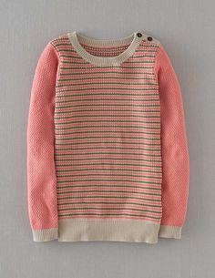 Hotchpotch Jumper from Boden. I LOVE this and it's sold out in my size. Need to find a similar knitting pattern. The texture is fab. Sweater Sale, Sweaters, Jumper, Little Girl Fashion, Kids Fashion, Womens Fashion, Womens Clearance, Pret A Porter Feminin, Winter