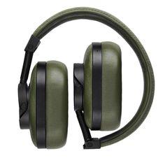 Master & Dynamic High Definition Bluetooth Wireless On-Ear Headphone - Olive/Black Wireless Headphones, Over Ear Headphones, Bluetooth, Fitbit Flex, High Definition, Electronics, Amazon, Black