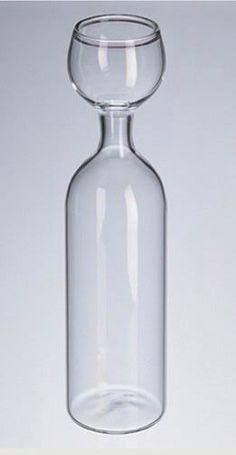 Just my kind of wine glass!