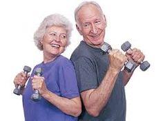 Resultado de imagen para older people exercising
