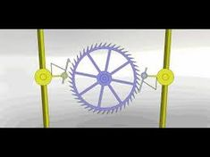 Image result for FRICTIONLESS ESCAPEMENT for clocks