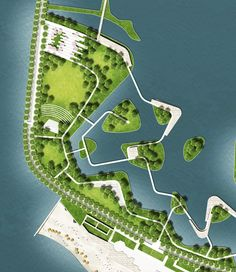 Idea, methods, furthermore guide with regard to acquiring the absolute best outcome and also coming up with the optimum usage of Landscape Backyard Landscape Design Plans, Landscape Concept, Landscape Architecture Design, Urban Landscape, Villa Architecture, Masterplan Architecture, Sketch Architecture, Parque Linear, Urban Nature
