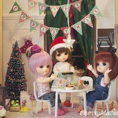 Joyeuses fêtes! Merry Christmas!