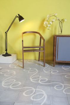 Popham design. Handmade tiles from Morocco.