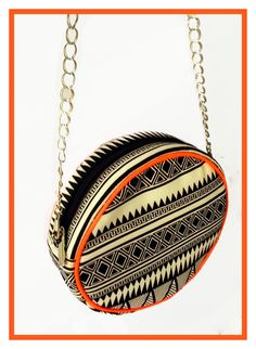 MERRY GO ROUND SLING BAG- This cute round bag is a must have to ...