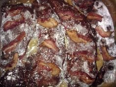 Great recipe for Rick's Melt-in-your-Mouth Liver and Onions with Bacon. This is the most tender and flavorful liver you'll ever eat! Deer Recipes, Onion Recipes, Crockpot Recipes, Cooking Recipes, Fried Liver, Beef Liver, Calves Liver