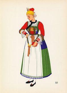 Costumes Austria, Pustertal