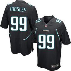 Youth Nike Jacksonville Jaguars #99 C.J. Mosley Limited Black Alternate NFL Jersey Sale
