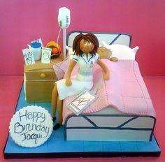 Nurse Cakes