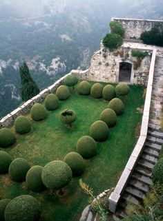 Château de Gourdon, France. 30 Incredible Rooftops You Should Be Lounging On Right Now