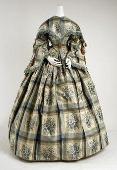 Dress  1856–57