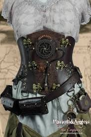 Image result for steampunk belt