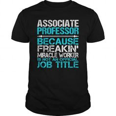 AWESOME TEE FOR ASSOCIATE PROFESSOR T-SHIRTS, HOODIES (22.99$ ==► Shopping Now) #awesome #tee #for #associate #professor #SunfrogTshirts #Sunfrogshirts #shirts #tshirt #hoodie #tee #sweatshirt #fashion #style