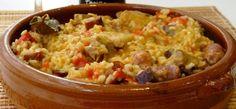 Porque en #arroces hay más vida después de la paella. Conoce la #receta de cómo se reparara un #ArrozALaZamorana en casa: http://destinocastillayleon.es/index/arroz-a-la-zamorana/