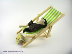 Little Sunbathing Otter Otter, Polymer Clay, Pasta, Gallery, Crafts, Otters, Manualidades, Roof Rack, Handmade Crafts