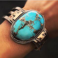 Turquoise Bracelet, Jewelery, Bracelets, Fashion, Jewlery, Moda, Jewels, Jewerly, Fashion Styles