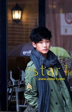 Kim Soo Hyun – Star 1 – May 2012