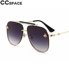 Cheap Sunglasses, Buy Directly from China Suppliers:Vintage Bee Pilot Sunglasses Women Luxury Retro Cool Men Glasses 2018 Fashion Shades CCSPACE Brand Glasses Oculos 47768 Cheap Sunglasses, Sunglasses Women, Vintage Bee, Mens Glasses, Pilot, Shades, China, Woman, Retro