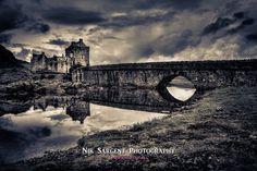 Eilean Donan #Castle