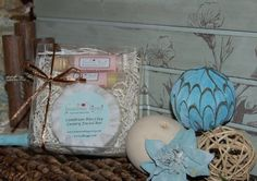 Spa Gift Set / Gift Sets / Soap Lip balm and by FrancescaBiaggi, $14.00