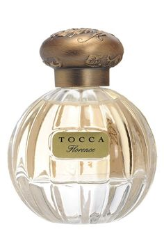 TOCCA 'Florence' Eau de Parfum. New fave scent #obsessed