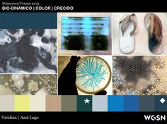 Macrotendencias WGSN Primavera Verano 2015 Ss 15, Color Trends, Lounge Wear, Turquoise Necklace, Knitting, Jewelry, Inspiration Boards, Palette, Bed