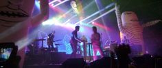 Foster the People Tour snapshot: Ethan Shaftel