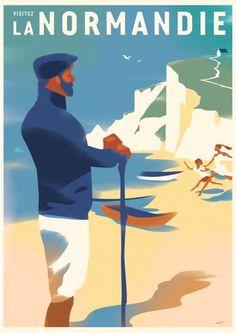 Visitez la Normandie mads berg