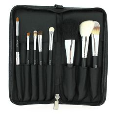 Kit pinceaux maquillage Victoria 8 pinceaux