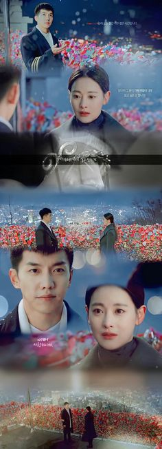 The best scene so far. My otp is sailing!    #AKoreanOdyssey #Hwayugi  #LeeSeungGi x #OhYeonSeo  Crdt. to owner