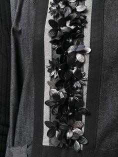 Антонио Маррас цветочный аппликация платье без рукавов