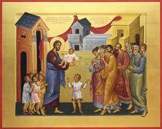 Jesus Christ with children