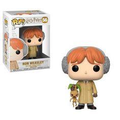 Harry Potter Ron Weasley (Herbology) Series 5 Pop! Vinyl Figure #56