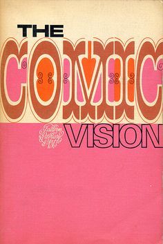 "Not sure whether to pin this under ""colors"" or ""typography"" - I love both! 1971"