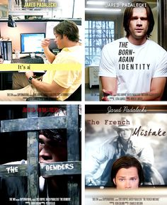Im finding Jared padalecki more and more attractive every day