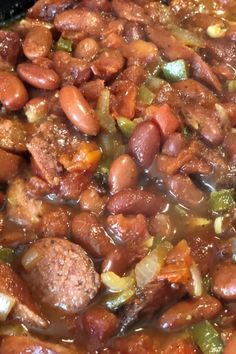 Red Beans and Rice Recipe Easy Red Beans and Rice Easy Rice Recipes, Bean Recipes, Side Dish Recipes, Easy Dinner Recipes, Soup Recipes, Pizza Recipes, Red Beans And Rice Recipe Crockpot, Red Bean And Rice Recipe, Creole Recipes
