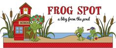 Frog Spot....I literally just went crazy on their Teachers pay Teachers site downloading free clipart!!  Yahoo!