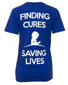 Finding cures, saving lives.  St. Jude Children's Research Hospital