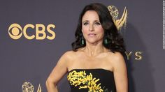 """Julia Louis-Dreyfus announced she has breast cancer in a post on her official Twitter account in September.<br />""""1 in 8 women get breast cancer. Today, I'm the one,"""" Louis-Dreyfus wrote."""