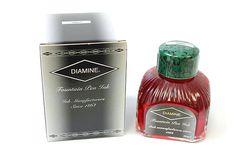 Diamine Fountain Pen Ink - 80 ml - Amber