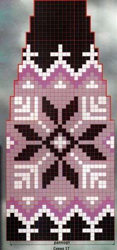 Fair Isle Knitting Patterns, Fair Isle Pattern, Crochet Stitches Patterns, Knitting Charts, Knitting Stitches, Knitting Designs, Knitting Projects, Stitch Patterns, Fair Isle Chart
