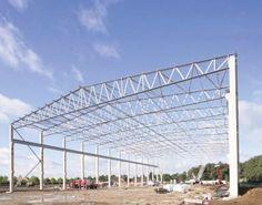 warehouse 12 meter span truss design - Google Search