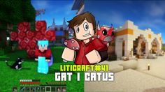 Liticraft #41 Sorpresa i Cactus - Minecraft 1.12 en català