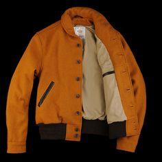 Golde Bear Windsor Shawl Collar in Old Gold Golden Bear, Orange Jacket, Canada Goose Jackets, Rain Jacket, Windbreaker, Raincoat, Winter Jackets, How To Wear, Windsor